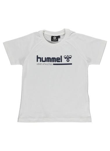 Hummel Çocuk Tişört Gerd 910704-9003 Beyaz